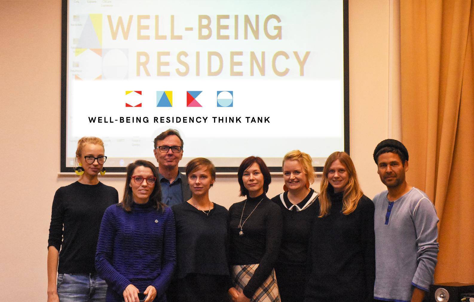 <p>Онлайн конференция «Well-being резиденции: методология и опыт» пройдет 17–21 августа 2020 года через ZOOM и Facebook. В течение одной недели, с 17 по 21 августа, художники, организаторы, представители социальных организаций и здравоохранения поделятся своим опытом социально-культурных художественных практик — well-being резиденций, в качестве заключительного события трехлетнего проекта Well-being Residency Network. […]</p>